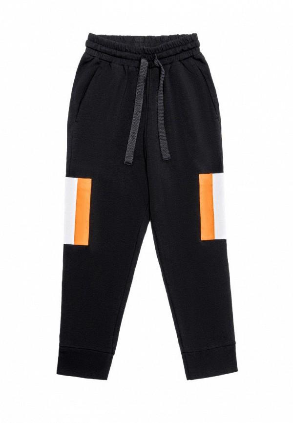 спортивные брюки dnk для мальчика, черные