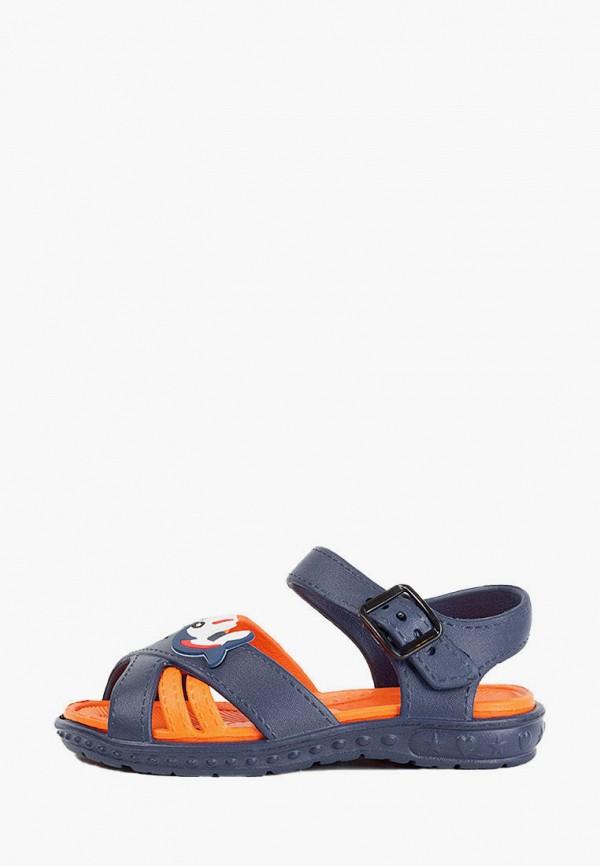сандалии mursu для мальчика, синие