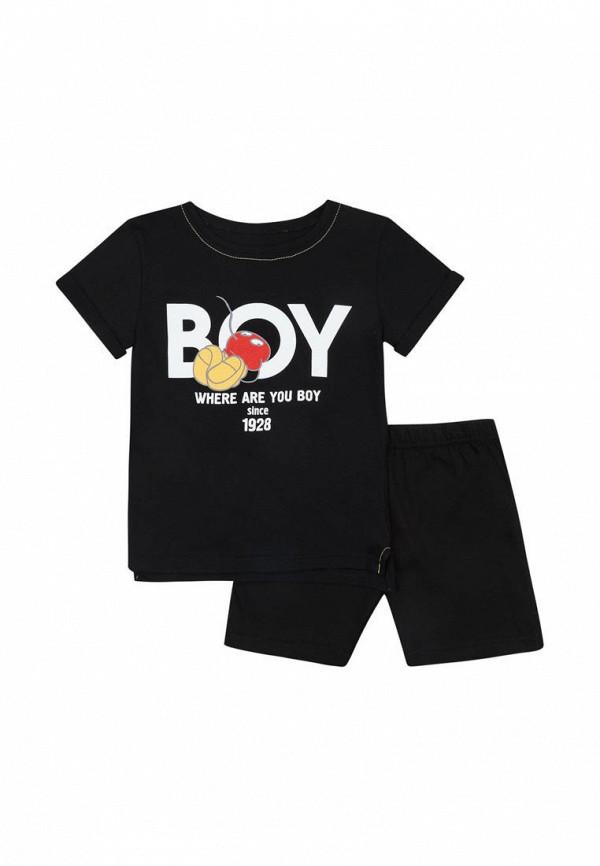 костюм вітуся для мальчика, черный