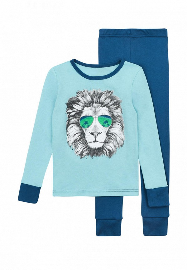 пижама вітуся для мальчика, разноцветная