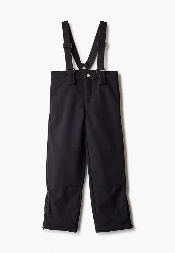 утепленные брюки acoola для мальчика, черные