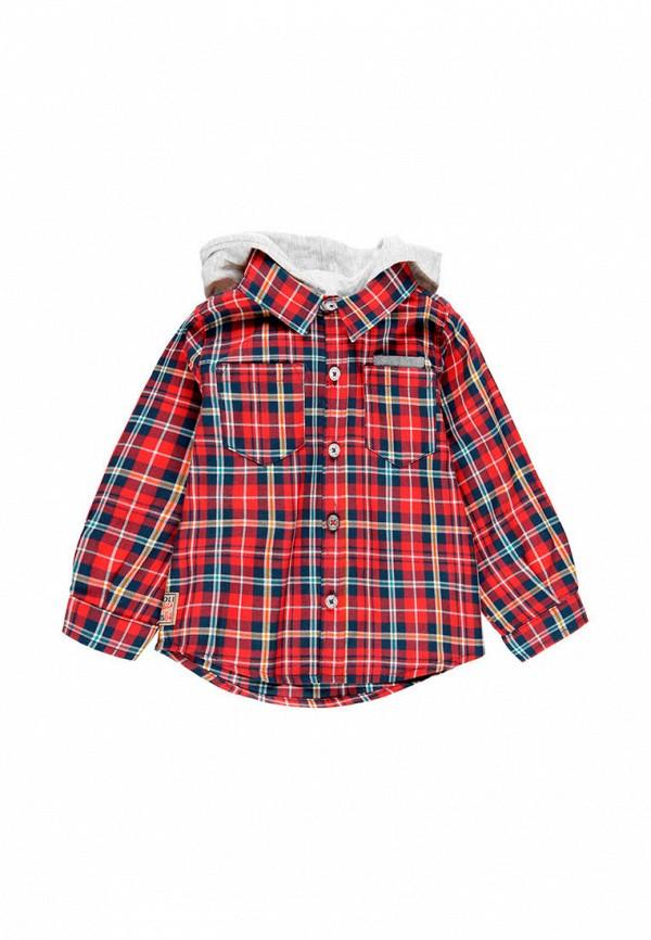 рубашка boboli для мальчика, красная