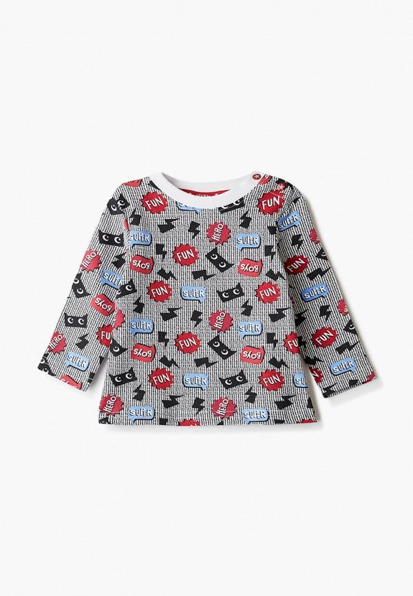 футболка с коротким рукавом coccodrillo для мальчика, разноцветная