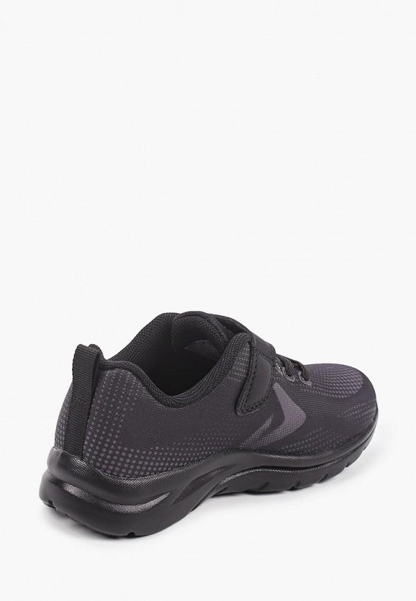 Кроссовки для мальчика Demix цвет черный  Фото 3