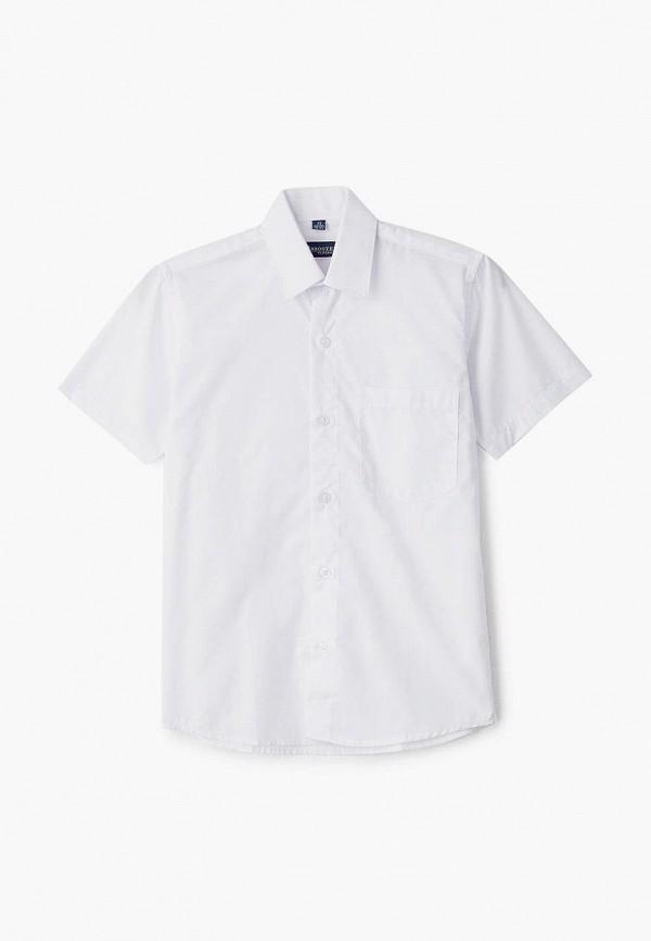 рубашка brostem для мальчика, белая