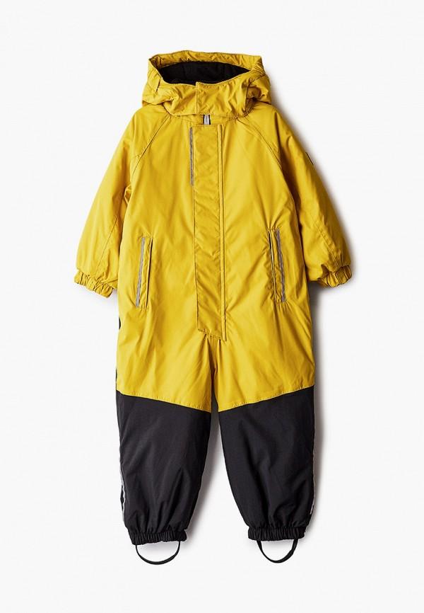 комбинезоны и костюмы sela для мальчика, желтые