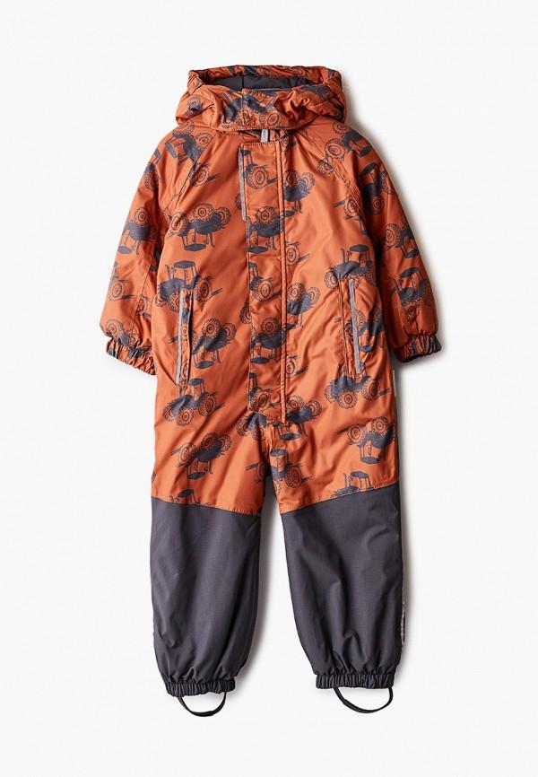 комбинезоны и костюмы sela для мальчика, оранжевые