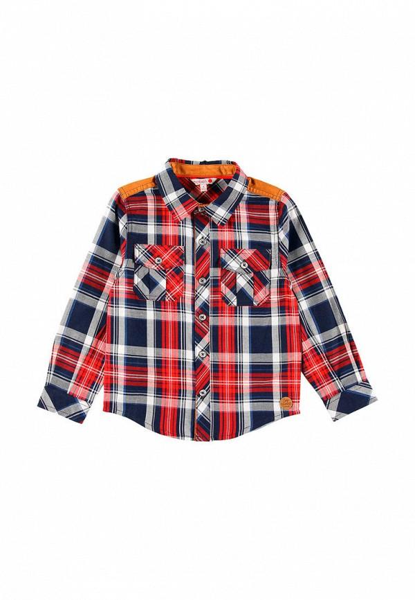 рубашка boboli для мальчика, разноцветная