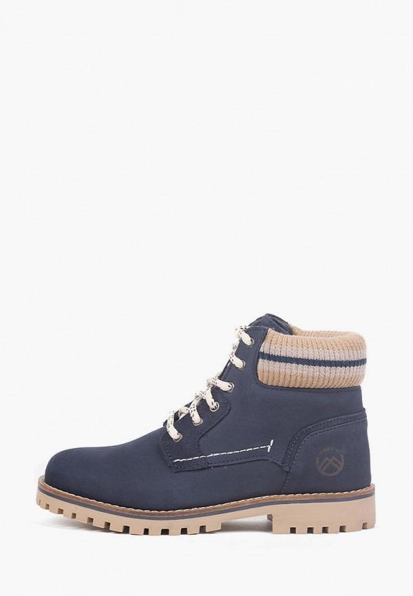 ботинки mayoral для мальчика, синие