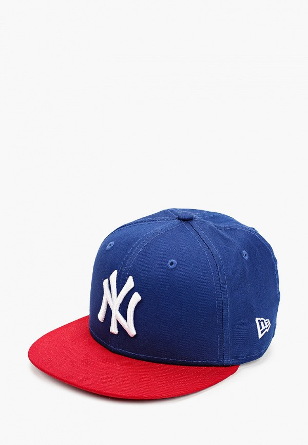 Бейсболка New Era New Era  синий фото