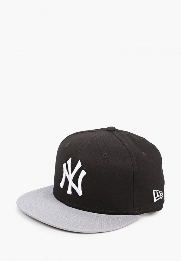 Бейсболка New Era New Era  черный фото