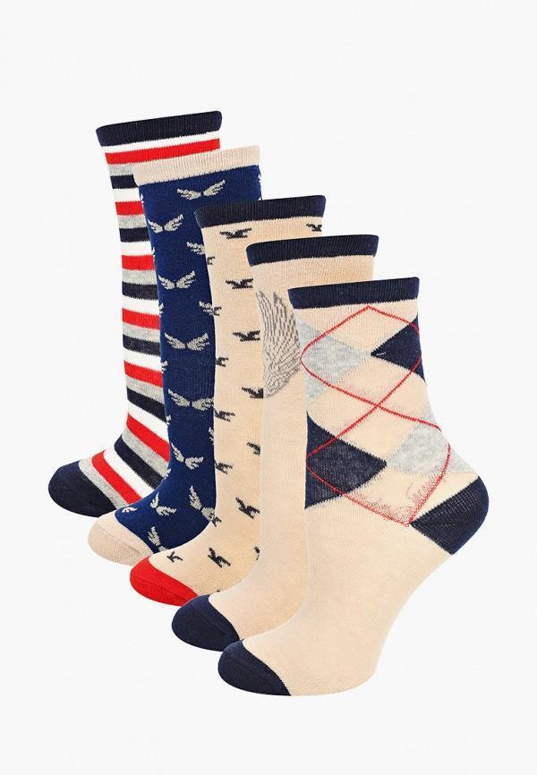 Носки для мальчика 5 пар Айас цвет разноцветный