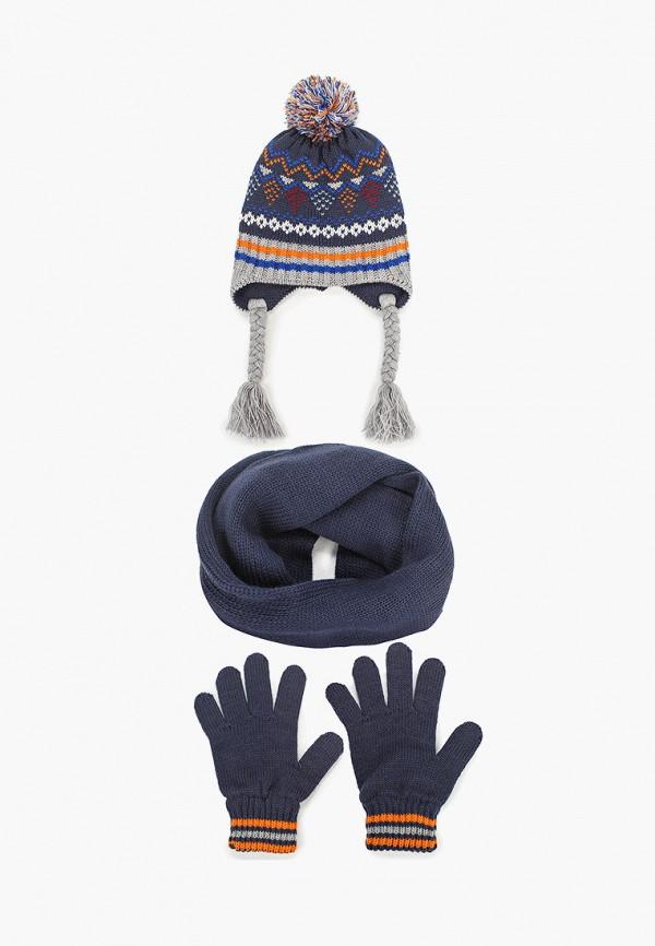 Шапка, шарф и перчатки DeFacto