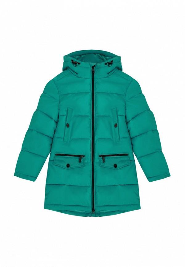 утепленные куртка finn flare для мальчика, зеленая