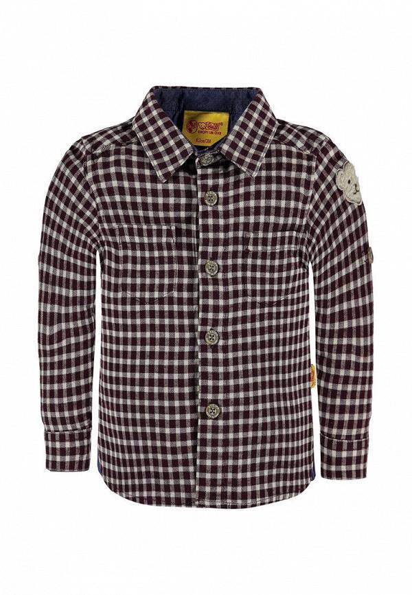 рубашка steiff для мальчика, черная