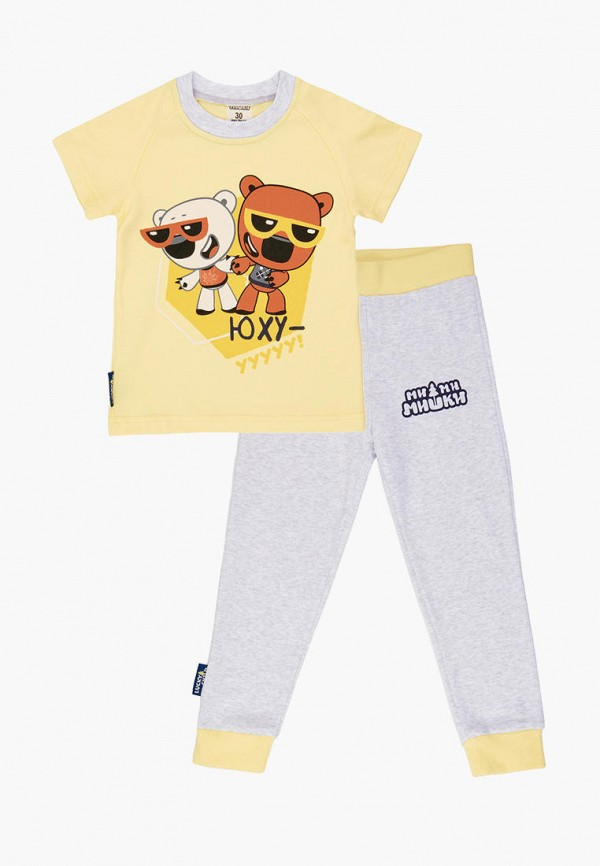 Пижама Lucky Child Lucky Child  разноцветный фото