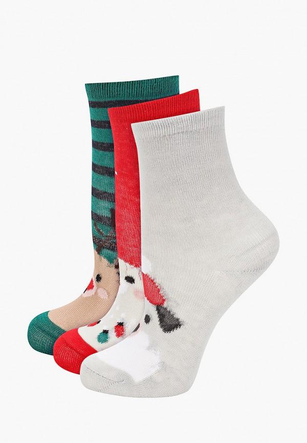 носки sela для мальчика, разноцветные