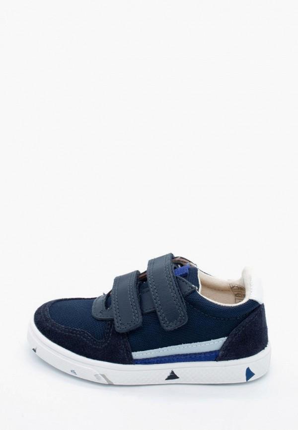 кроссовки pom d'api для мальчика, синие