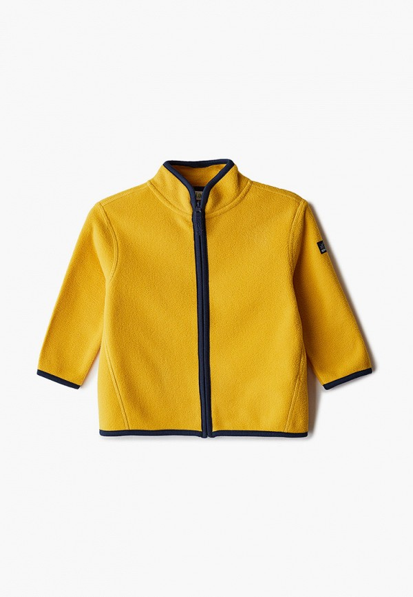 олимпийка sela для мальчика, желтая