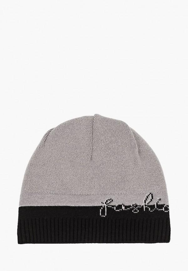 шапка vitacci для мальчика, серая