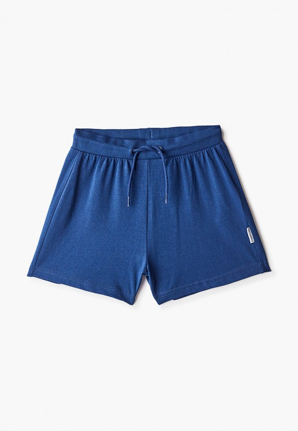 спортивные шорты coccodrillo для мальчика, синие
