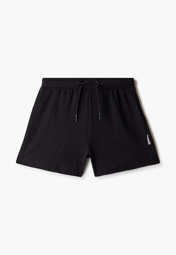 спортивные шорты coccodrillo для мальчика, черные