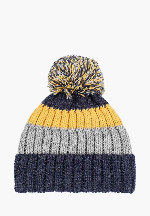 шапка coccodrillo для мальчика, разноцветная