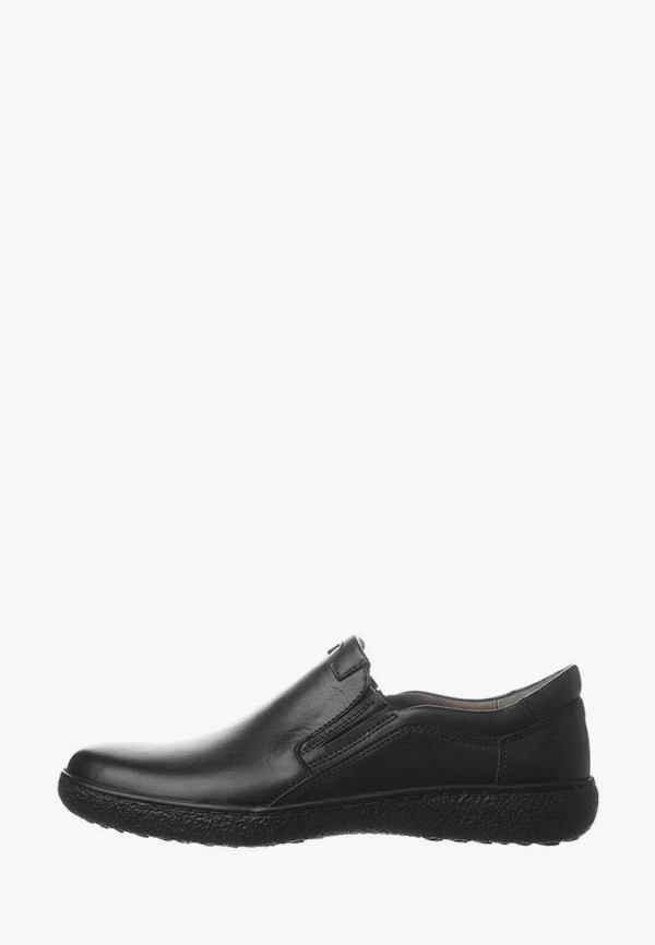 туфли cliford для мальчика, черные