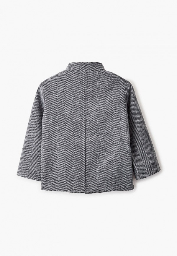 Пальто для мальчика Ete Children цвет серый  Фото 2