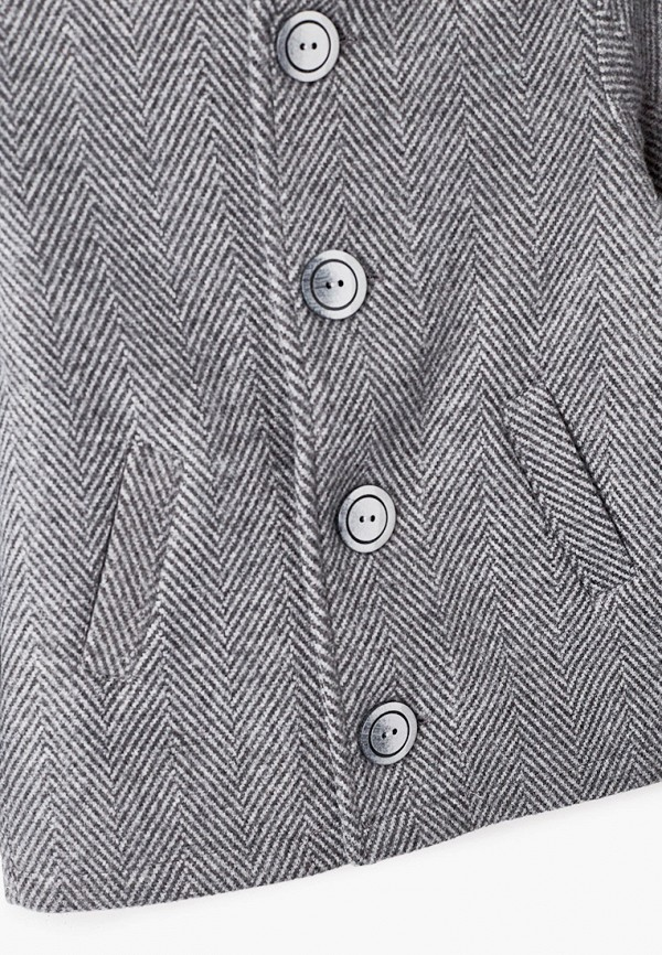 Пальто для мальчика Ete Children цвет серый  Фото 3