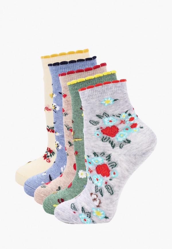 носки rusocks для мальчика, разноцветные