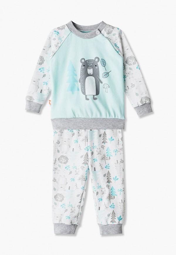Пижама для мальчика КотМарКот цвет разноцветный