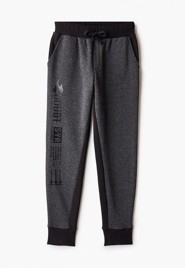 спортивные брюки sabotage для мальчика, черные