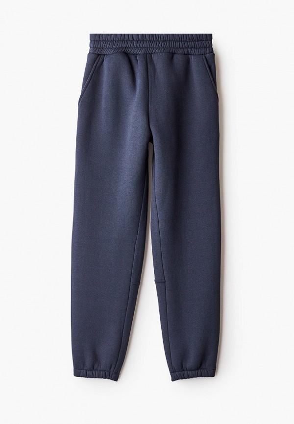 спортивные брюки sabotage для мальчика, синие