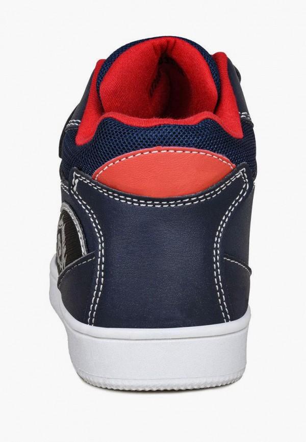 Ботинки для мальчика Biker цвет синий  Фото 5