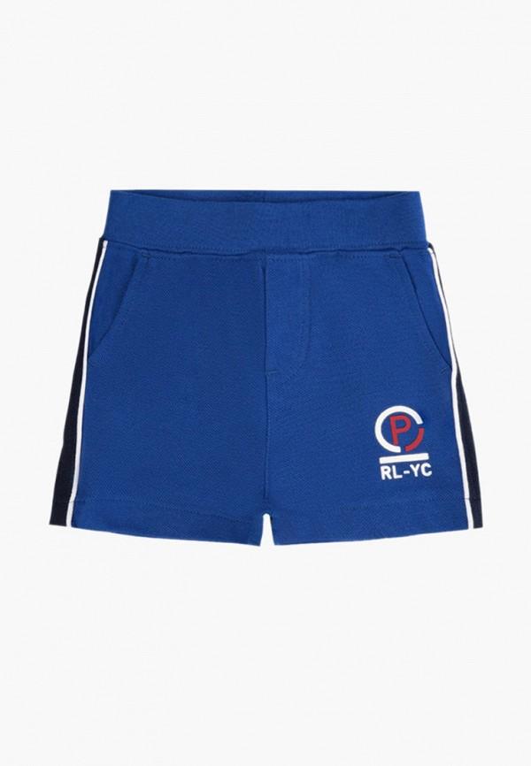 шорты polo ralph lauren для мальчика, синие