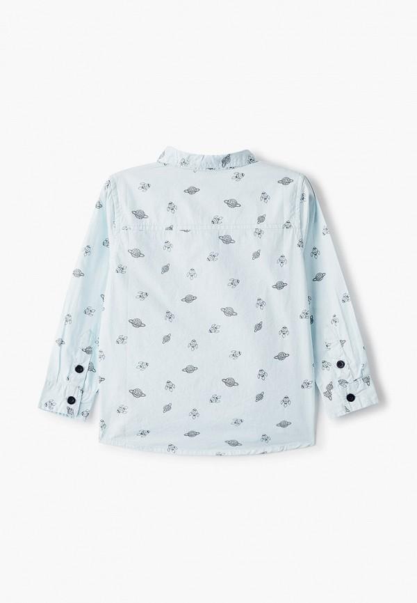 Рубашка для мальчика Coccodrillo цвет голубой  Фото 2