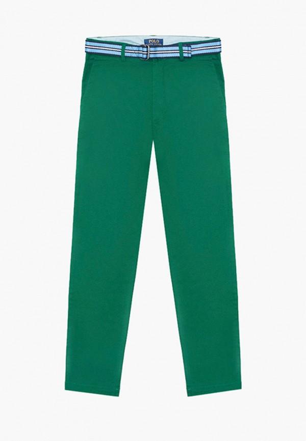 брюки polo ralph lauren для мальчика, зеленые