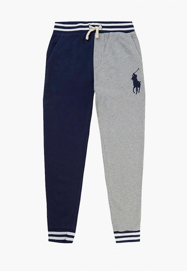 спортивные брюки polo ralph lauren для мальчика, разноцветные