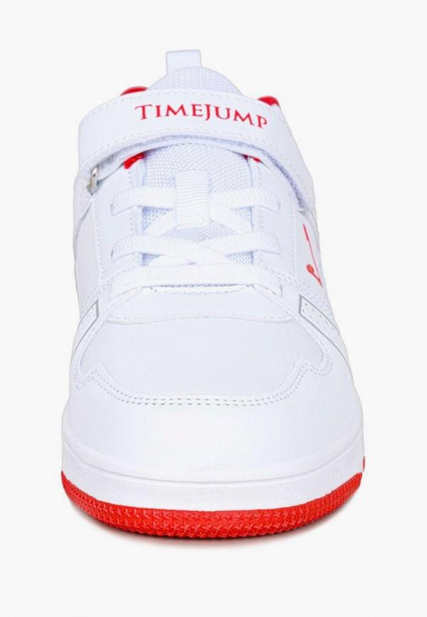 Кеды для мальчика TimeJump цвет белый  Фото 6