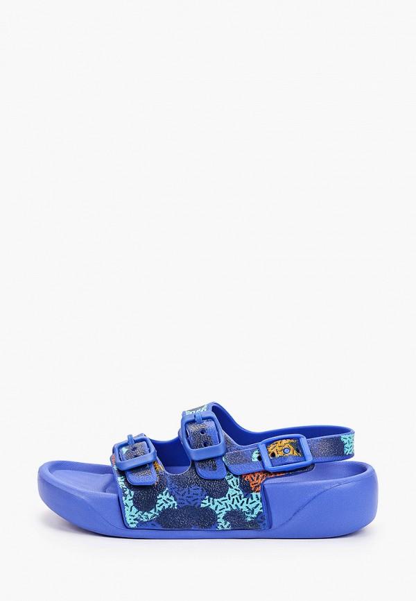 Сандалии для мальчика Coccodrillo цвет синий