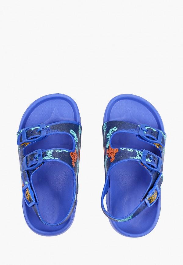 Сандалии для мальчика Coccodrillo цвет синий  Фото 4