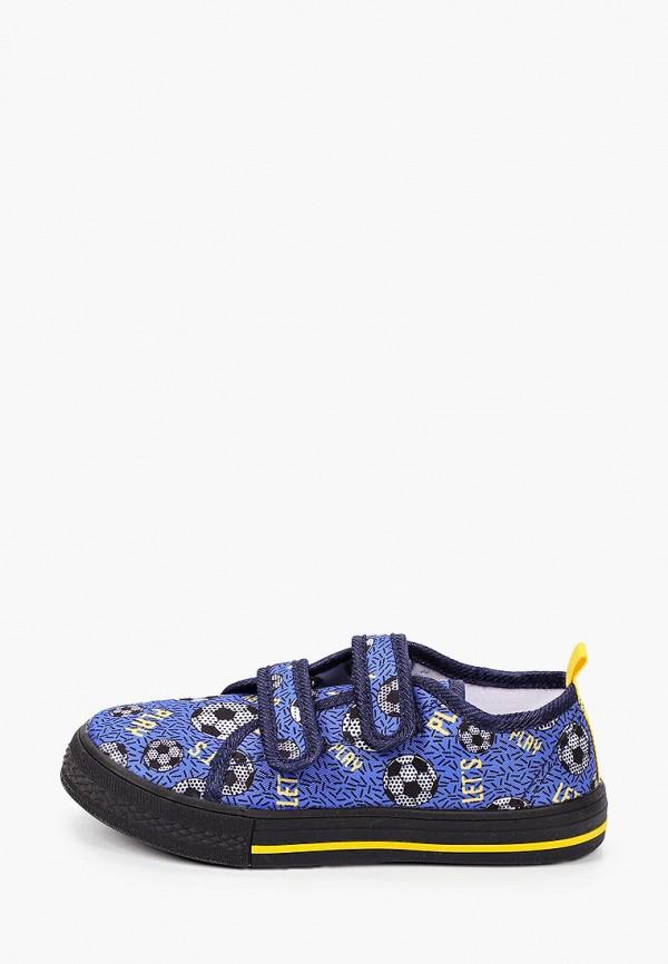 Кеды для мальчика Coccodrillo цвет синий