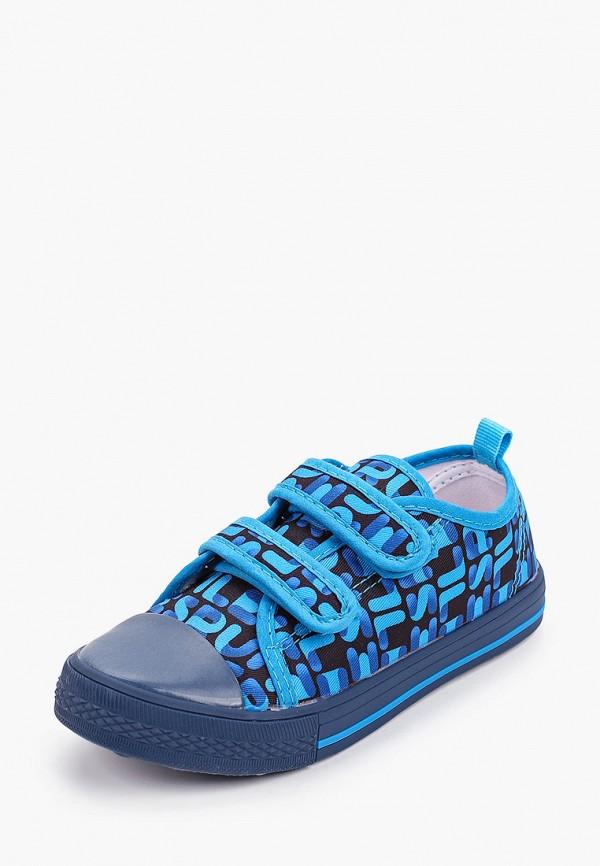Кеды для мальчика Coccodrillo цвет синий  Фото 2