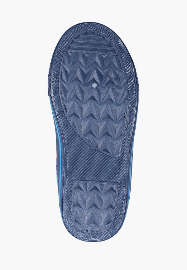 Кеды для мальчика Coccodrillo цвет синий  Фото 5