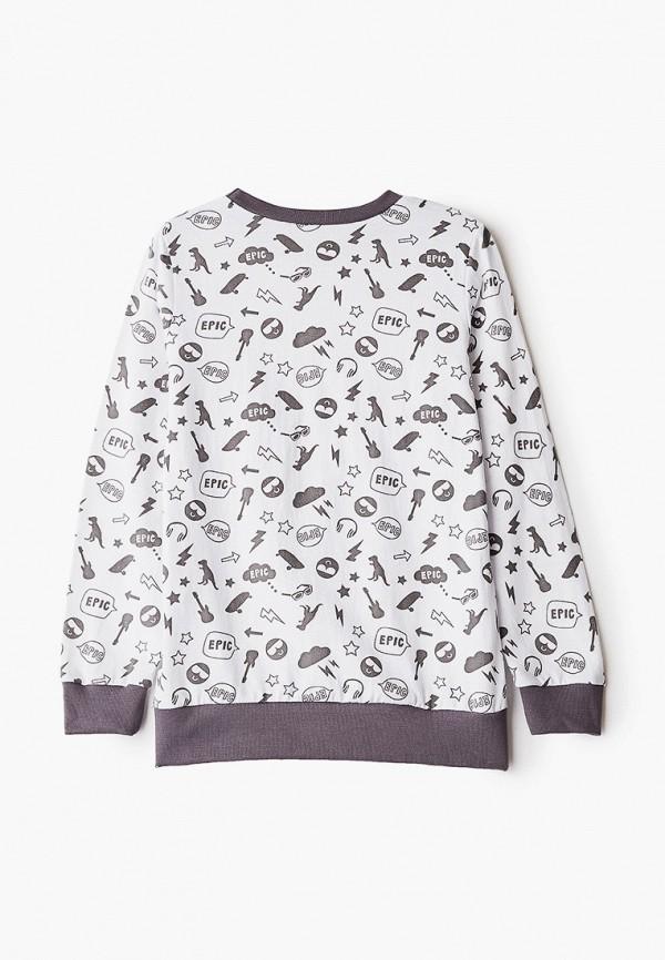 Пижама для мальчика КотМарКот цвет белый  Фото 2