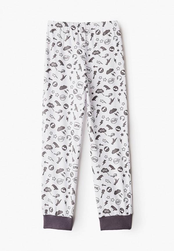 Пижама для мальчика КотМарКот цвет белый  Фото 4