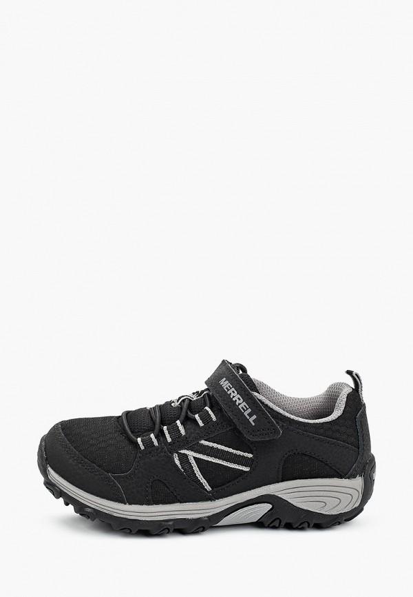 Кроссовки для мальчика Merrell цвет черный