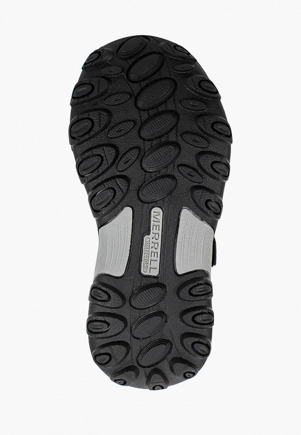 Кроссовки для мальчика Merrell цвет черный  Фото 5
