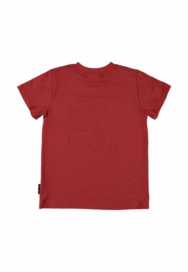 Футболка для мальчика Molo цвет красный  Фото 2
